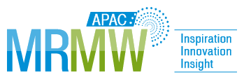 Logo MRMW APAC – Asia's Leading Market Research Conference